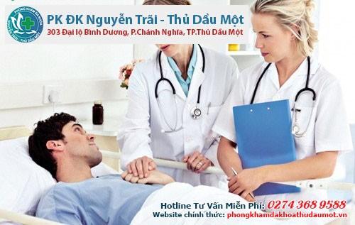 Nam khoa Thủ Dầu 1 là địa chỉ điều trị viêm niệu đạo ở Thuận An