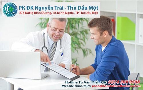 Phòng khám nam khoa Thủ Dầu Một điều trị viêm tiết niệu hiệu quả