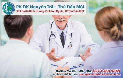 Phòng khám Nguyễn Trãi - Thủ Dầu là nơi giúp bạn điều trị hiệu quả