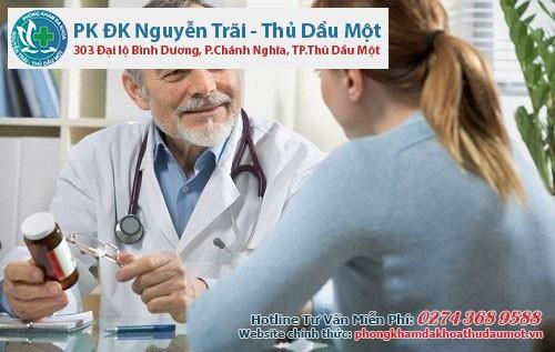 Bạn nên nhờ đến sự tư vấn từ bác sĩ để lựa chọn