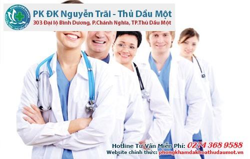 Đa khoa Nguyễn Trãi - Thủ Dầu Một hiện là địa chỉ khám và điều trị bệnh giang mai
