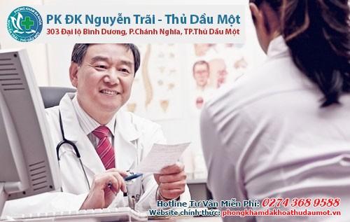 Đội ngũ bác sĩ tay nghề cao sẵn sàng tư vấn hỗ trợ bệnh nhân