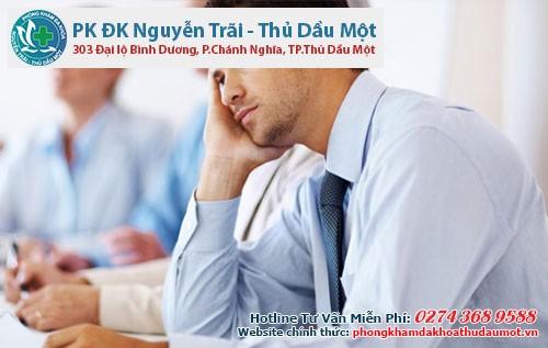 Địa chỉ phòng khám bệnh lậu ở Dĩ An - Thuận An