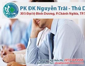 Địa chỉ phòng khám bệnh lậu ở Dĩ An - Thuận An uy tín