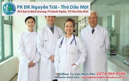 Lệ phí chữa bệnh lậu ở phòng khám Đa khoa Nguyễn Trãi - Thủ Dầu Một Bình Dương