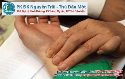 Ngoài điều trị bằng Đông y, Đa khoa Thủ Dầu Một còn ứng dụng