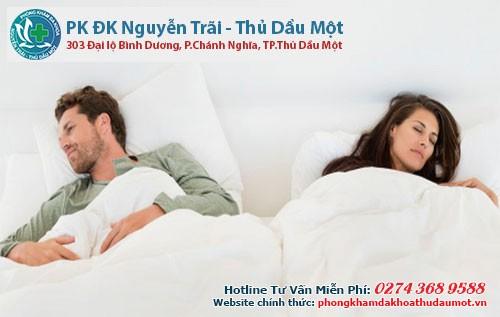 Trong quá trình điều trị bệnh lậu bằng phương pháp DHA, cần phải kiêng quan hệ tình dục