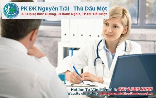Bác sĩ nam khoa Thủ Dầu 1 sẽ giúp bạn