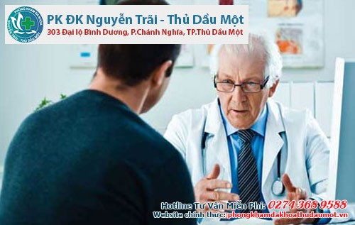 Bệnh nhân cần sớm đi khám khi thấy các dấu hiệu của bệnh
