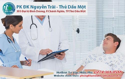 Với mỗi mức độ bệnh, bác sĩ đưa cách chữa trị bệnh lậu hiệu quả