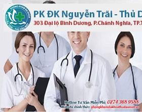 Phòng khám điều trị bệnh lậu ở Bình Dương