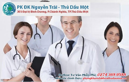 Đa khoa Nguyễn Trãi - Thủ Dầu 1 chính là câu trả lời