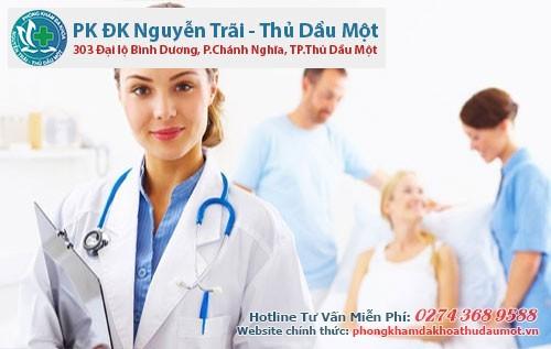 Đa khoa Nguyễn Trãi - Thủ Dầu Một sẽ giúp bạn sớm thoát khỏi căn bệnh lậu