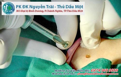 Phương pháp điều trị mụn rộp hiệu quả hiện nay