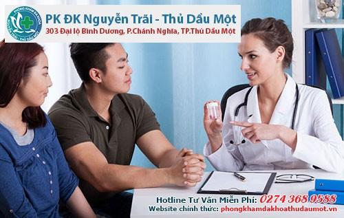 Hỗ trợ chữa bệnh mụn rộp sinh dục bình dương