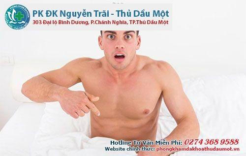 Bệnh viêm niệu đạo ở nam giới là bệnh nam khoa thường gặp