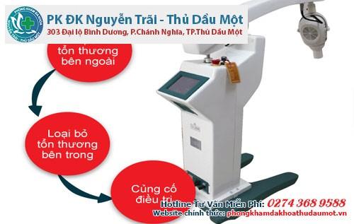 ALA - PDT sẽ mang lại hiệu quả tích cực