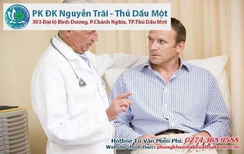 Đa khoa Nguyễn Trãi - Thủ Dầu Một sẽ giúp bạn điều trị sùi mào gà