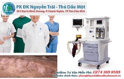 Điều trị sùi mào gà ở nam giới bằng phương pháp ALA - PDT tiên tiến