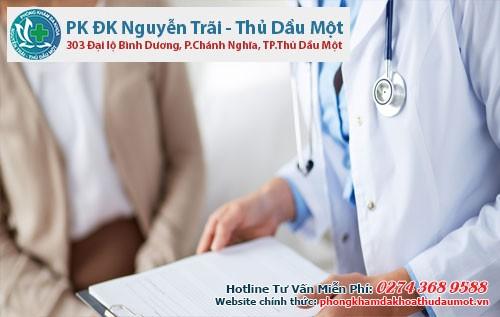 Đa khoa Nguyễn Trãi - Thủ Dầu 1 ứng dụng phương pháp ALA-PDT