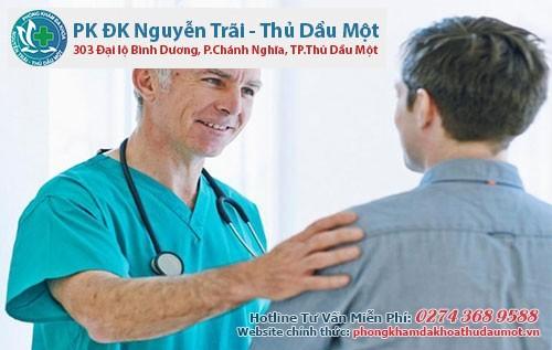 Nam Khoa Thủ Dầu Một chuyên điều trị viêm bao quy đầu nam giới