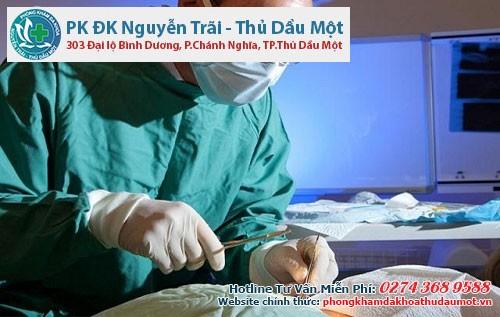 Đa khoa Nguyễn Trãi - Thủ Dầu 1 tiến hành thực hiện tiểu phẫu bao quy đầu