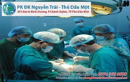 Phẫu thuật chỉnh hình là cách điều trị cong dương vật hiệu quả