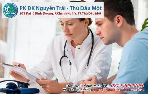 Chẩn đoán giãn mạch thừng tinh và cách điều trị