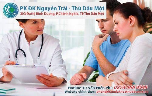 Điều trị yếu sinh lý nam giới hiệu quả tại Nam Khoa Thủ Dầu Một