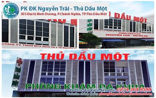 Phòng khám Đa khoa Nguyễn Trãi - Thủ Dầu Một hiện là địa chỉ y tế uy tín thăm khám...