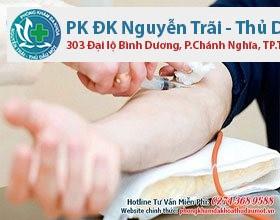 Bệnh viện Đa khoa Nguyễn Trãi - Thủ Dầu Một có xét nghiệm hpv không?