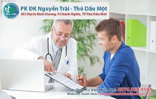 Bác sĩ chuyên nam khoa sẽ giúp nam giới lấy lại được phong độ vốn có