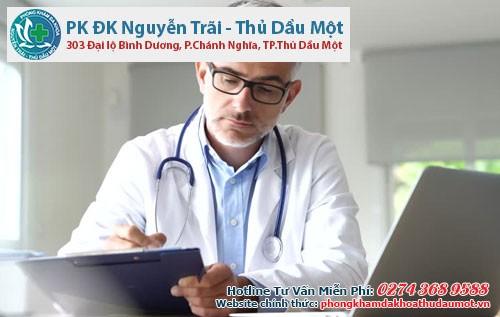Đa khoa Thủ Dầu 1 là nơi xét nghiệm bệnh xã hội Dĩ An - Thuận An