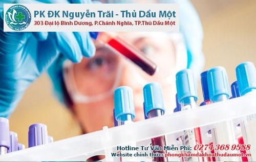 Với mỗi bệnh lý phòng khám sẽ áp dụng những phương pháp