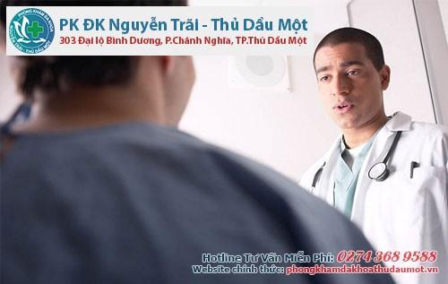Phòng khám Nguyễn Trãi - Thủ Dầu Một là nơi chuyên khoa
