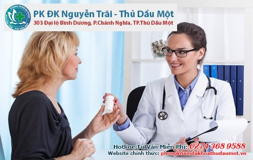 Đa khoa Nguyễn Trãi - Thủ Dầu Một khám và điều trị bệnh xã hội an toàn hiệu quả