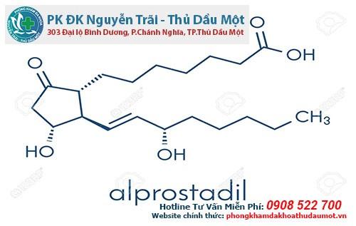 thuốc Alprostadil