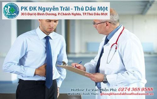 Nguyên nhân gây bệnh phải qua chuẩn đoán lâm sàng mới biết được