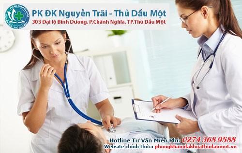 Phương pháp ALA - PDT tại Phòng khám Nguyễn Trãi - Thủ Dầu Một