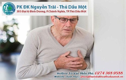 Bệnh tim mạch là một trong những bệnh nam khoa
