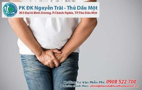 Nguyên nhân cậu nhỏ bị đau là do đâu?