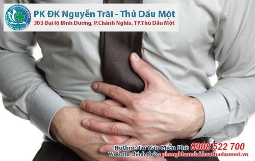 Tìm hiểu về tình trạng tiểu buốt đau bụng dưới