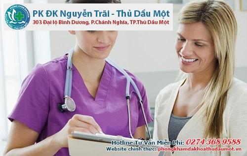 Dựa vào kêt quả xét nghiệm HPV bác sĩ có thể hướng dẫn