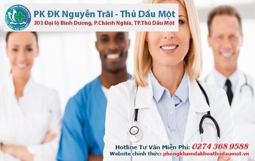 Phòng khám Đa khoa Nguyễn Trãi - Thủ Dầu Một là nơi chuyên khoa về các bệnh
