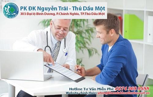 Trước khi thăm khám nam khoa bạn nên thực hiện một số lưu ý để hỗ trợ điều trị