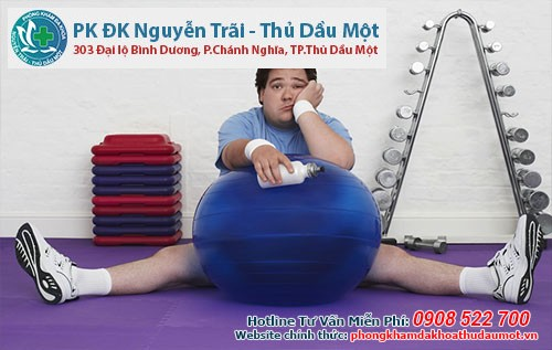 Lười tập thể dục sẽ ảnh hưởng đến sức khỏe