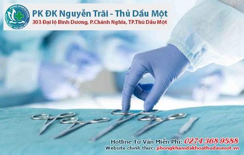 Phẫu thuật là một trong những phương pháp