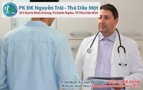 Bạn hãy đến khám nếu có dấu hiệu của bệnh phụ khoa