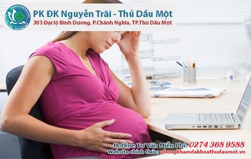 Phụ nữ mang thai mắc bệnh lậu