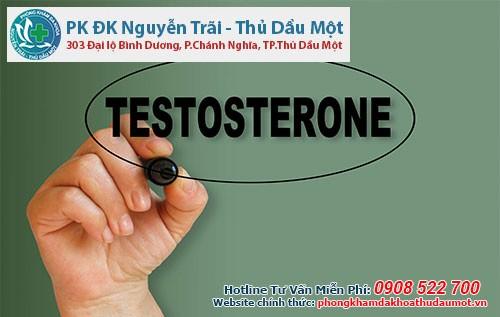 Nũ giới khi yêu thì testosterone nhiều hơn cả nam